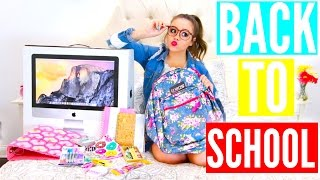 Back To School Supplies Haul + HUGE GIVEAWAY! | Krazyrayray