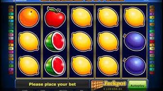 Golden Sevens gokkast - Online Casino Slots van Novomatic