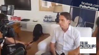 Bolsonaro faz pronunciamento 'sem freios' à imprensa e fala sobre debates do segundo..