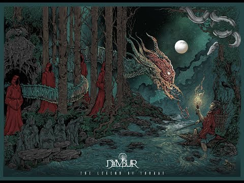 DYMBUR - THE LEGEND OF THRAAT / RULE OF FIFTH (OFFICIAL ALBUM ARTWORK TRACK & NEW SINGLE)