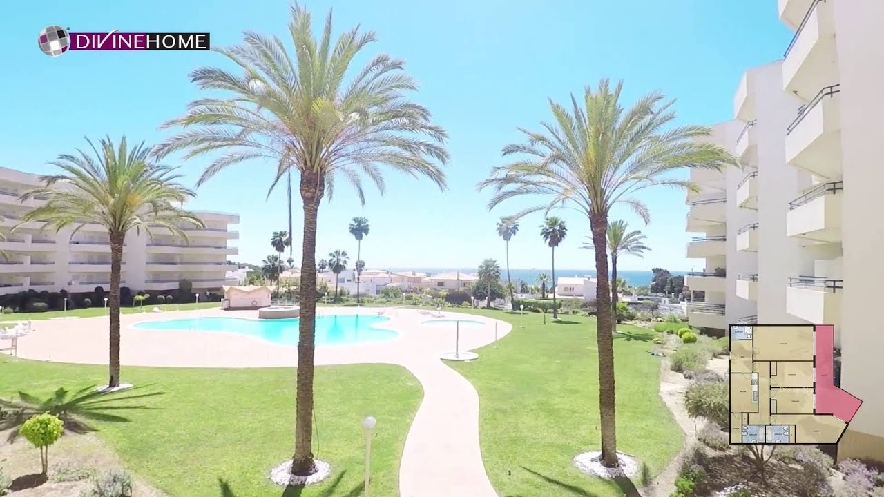 3 bedroom apartment for sale with sea view   galé albufeira ...