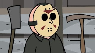 Friday the 13th: The Game Parody 4