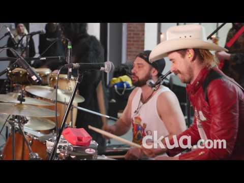 """Five Alarm Funk """"Widowmaker"""" Live at CKUA"""