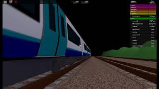 ROBLOX Stepford County Railway SHB D und A Bodin, Angel Pass und St Helens Bridge