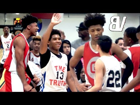 Mikey Williams CHAMPIONSHIP REMATCH VS Team He Hit Game Winner On! The TRUTH Looking For Revenge