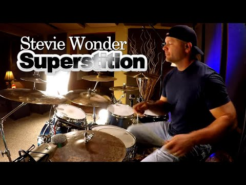Download Stevie Wonder Superstition Drum Cover By Chiara