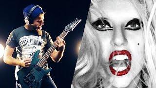 Bad Romance (Lady Gaga) - Jonathan Young ROCK/METAL COVER