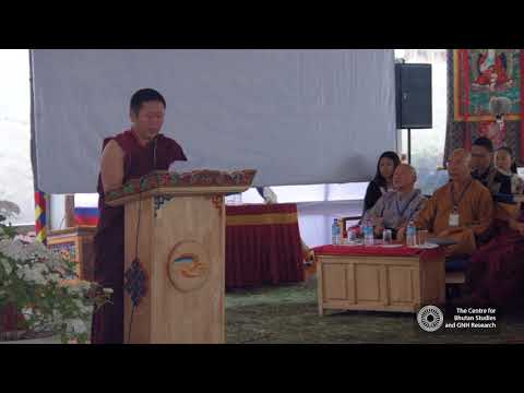 His Eminence Reverend Khamba Lam Gabju: Thematic Address