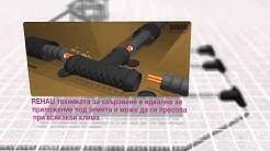 RAUVITHERM - предварително изолирани тръби за локално отопление