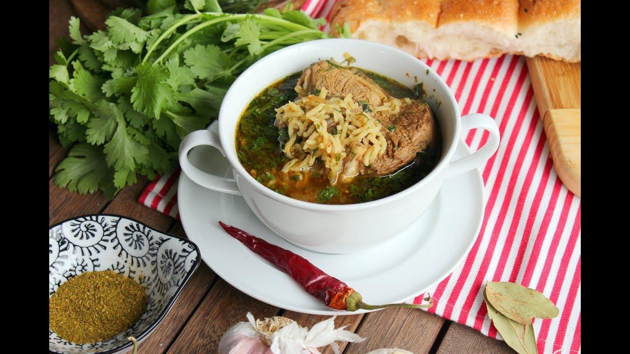 Суп Харчо с Ткемали.  #Суп . Домашний ресторан®