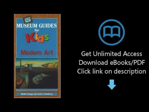 Download Off the Wall Museum Guides for Kids: Modern Art [P.D.F]