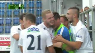 Slovácko vs. Příbram  2 - 1  All Goals  (CZECH REPUBLIC: Synot liga - 16.08.2015)