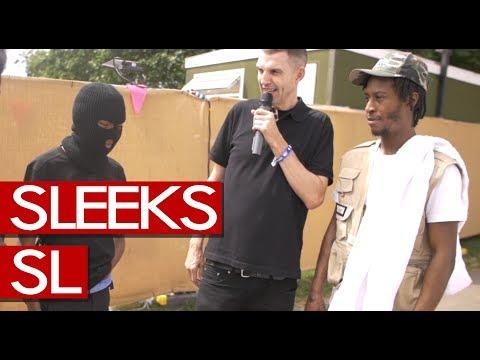 Section Boyz bring out SL & Loski at Wireless