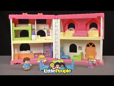 Little People Surprise & Sounds Home From Fisher-Price