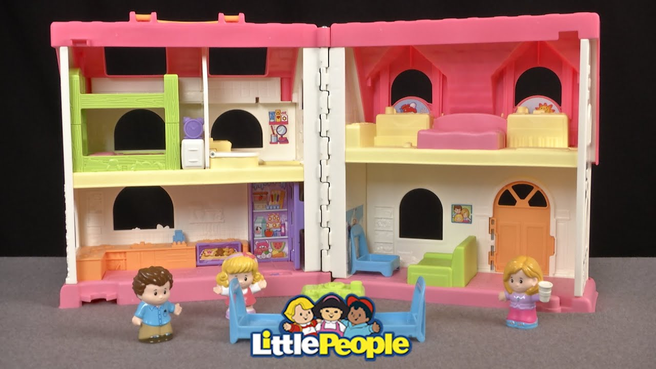 Little People Surprise Sounds Home From Fisher Price