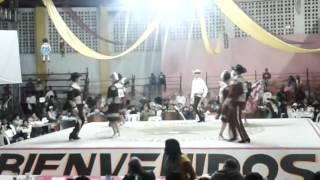 Concurso de Huapango, Jacala... (semifinal)