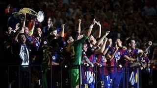 FIFAクラブワールドカップ 決勝 リバープレート×バルセロナ[二][字][デ]...