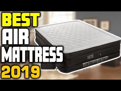 5 Best Air Mattresses 2019