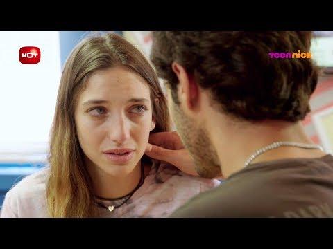 נעלמים 2 - הרגעים הגדולים: דריה אומרת לתום שהיא אוהבת אותו | טין ניק