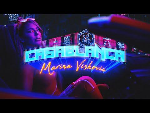 Смотреть клип Marina Viskovic - Casablanca