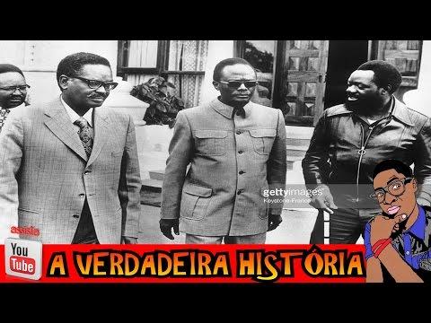 A GUERRA CIVIL EM ANGOLA (A Verdadeira História)  - YouTube