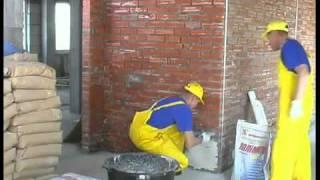 Штукатурка стен видео - своими руками(Ремонт квартиры. Декоративная штукатурка, штукатурка короед. Цены на штукатурки, шпаклевки и другие смеси..., 2012-01-26T16:39:49.000Z)