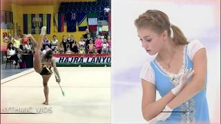 Figure Skating and Rhythmic Gymnastics - a Music Comparison