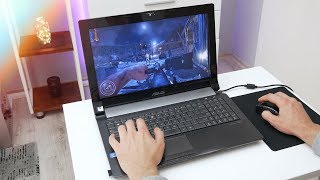 From Trash to like a NEW - ASUS N53S - Full Restoration + Upgrades + Gaming