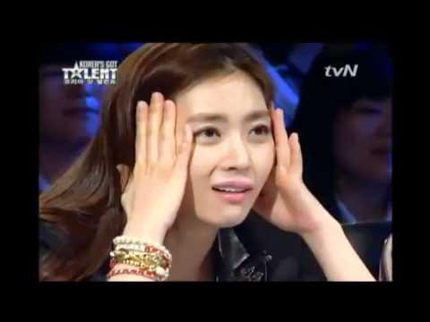 Άστεγο παιδί εκπλήσσει το 'Κορέα Έχεις Ταλέντο'.