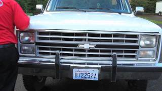1988 Chevrolet 1 ton 454 Dually Pickup