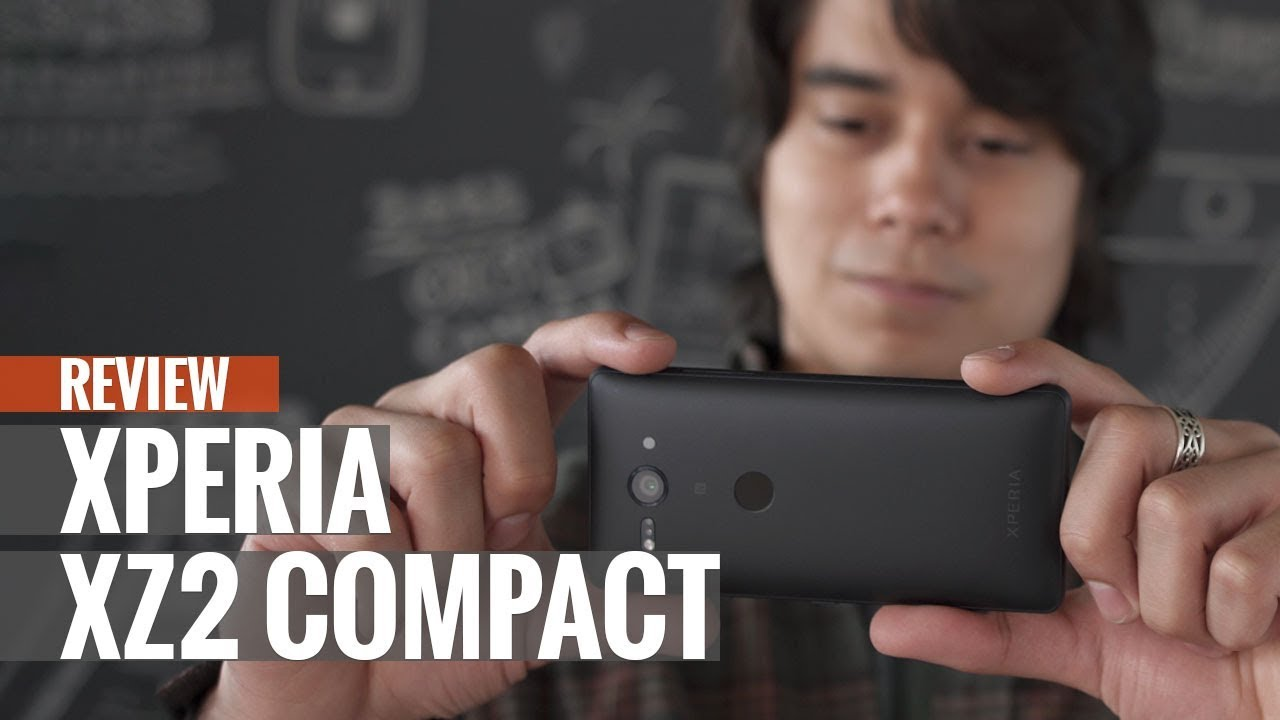 Sony Xperia XZ2 Compact review - GSMArena com tests