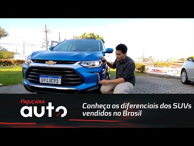 Conheça os diferenciais dos SUVs vendidos no Brasil: Chevrolet Tracker