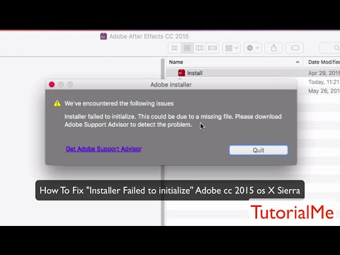 Solved Weve Encountered The Following Issues Installer Failed To Initialize