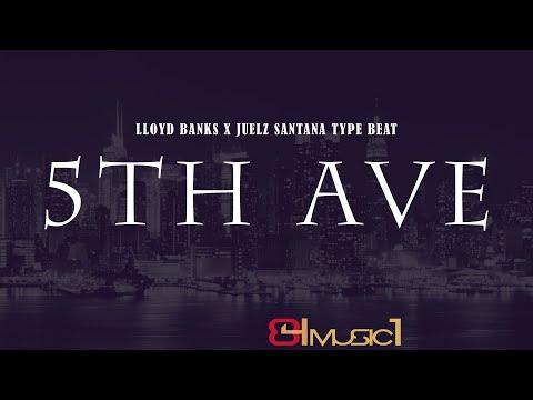 Lloyd Banks x Juelz Santana Type Beat - 5th Ave