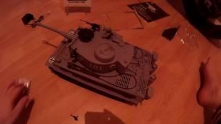 Tank HouseHold German Tiger Grey
