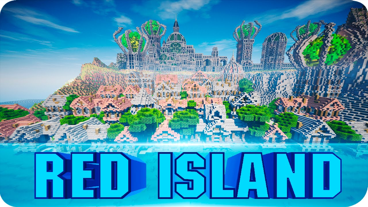 minecraft casino island map download
