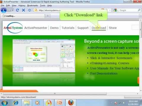 01 Download And Install Activepresenter Youtube