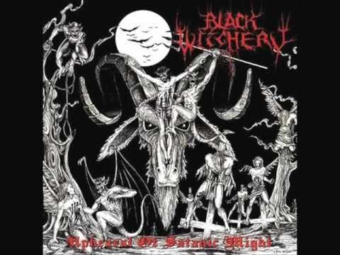 Black Witchery - Ritual (cover Blasphemy)