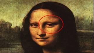 Mona Lisa'nın Gözündeki Rakamların Sırrı