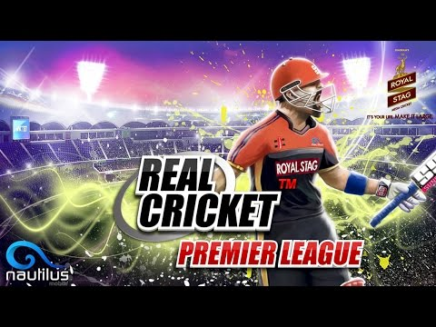 Real Cricket Premier League (by Nautilus Mobile) Android Gameplay [HD]