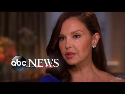 Ashley Judd describes alleged Harvey Weinstein encounter