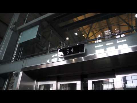 KONE Monospace Lift at Powerhouse Museum
