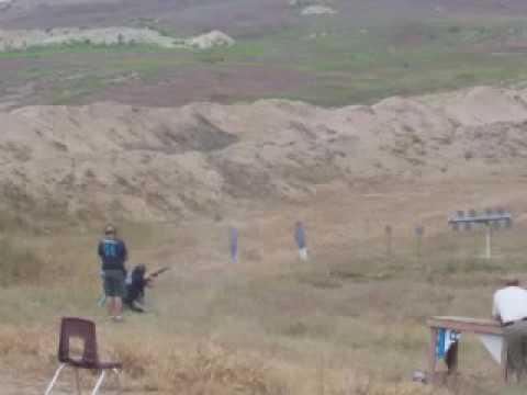 Ja Hymer-2016 High Desert Classic 3 Gun Match