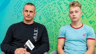 Rozmowa z Aleksandrem Waszkiewiczem i Grzegorzem Mulinkiem