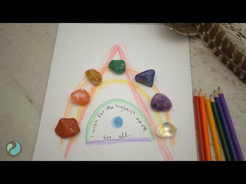 Rainbow Crystal Ritual