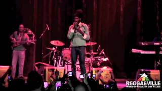 Sizzla - Thank You Mama in Amsterdam @ Melkweg 3/30/2012