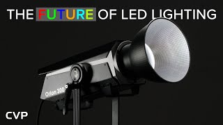 The FUTURE of LED Lighting - Prolycht Orion 300 FS MK II Overview