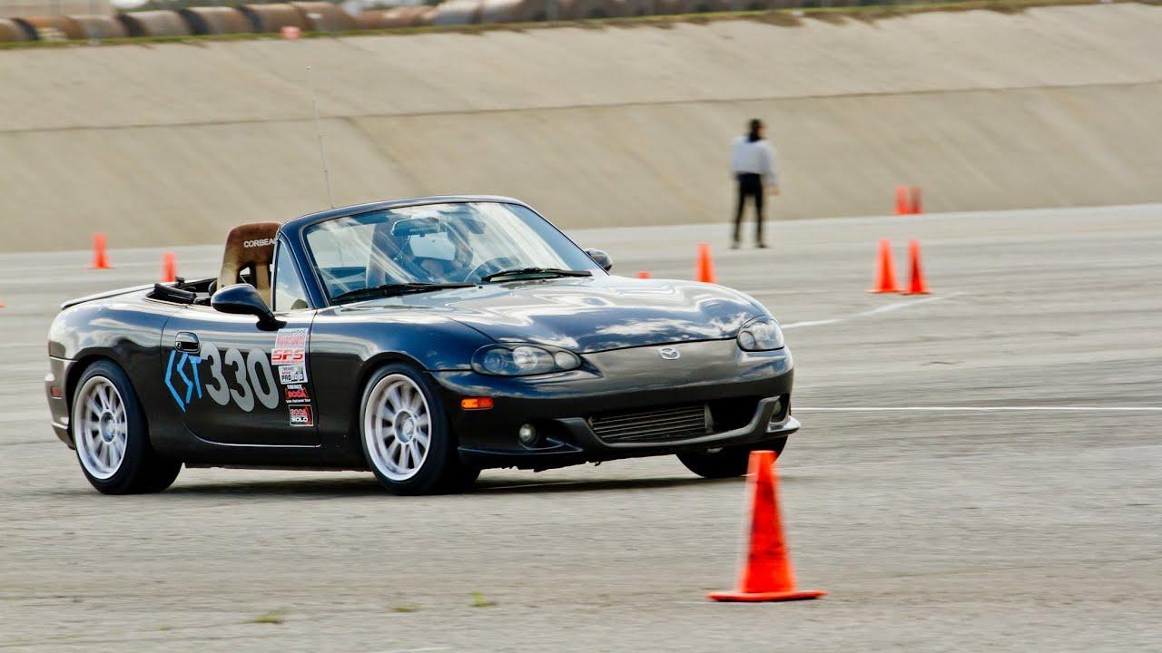Race Car Miata
