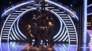D3 D 4 Dance I RC Boys-Super fast round I Mazhavil Manorama