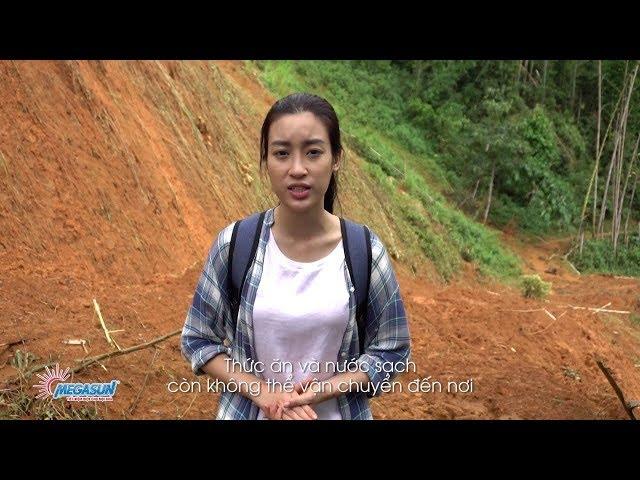 Hành trình cõng điện lên bản của HH Mỹ Linh cùng công ty CP Cơ điện lạnh Đại Việt & Công ty Megasun